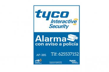 ELECTRONICA PKS DISTRIBUIDOR DE TYCO ALARMAS