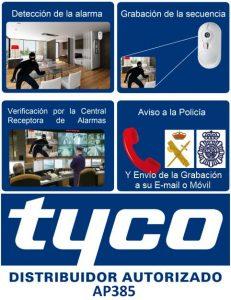 Alarma con aviso inmediato a policía en Sevilla