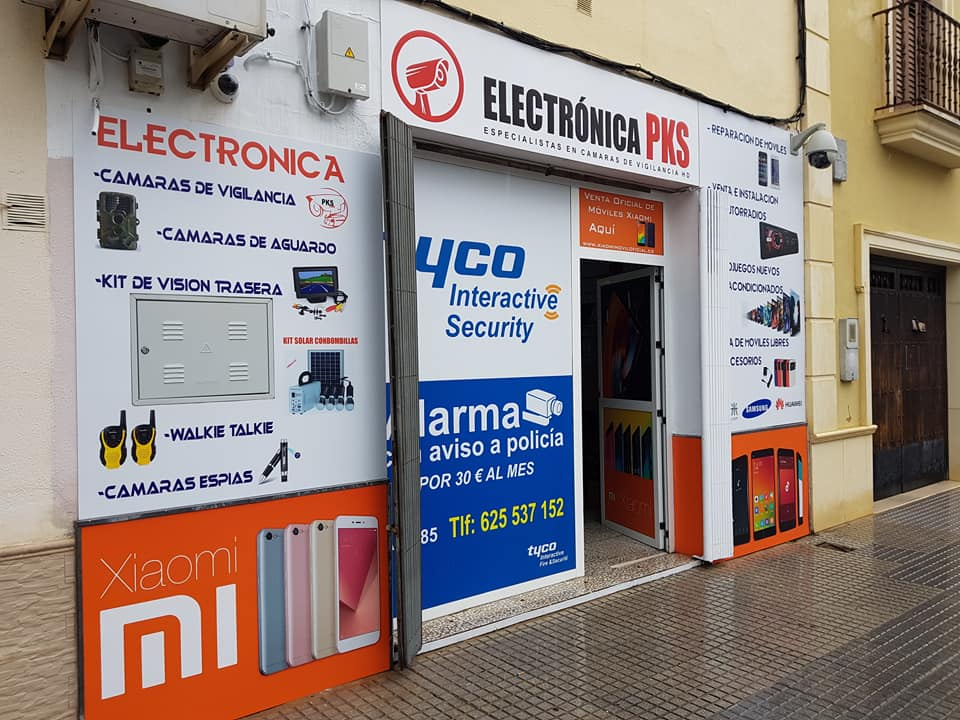 Tienda de Xiaomi en Sevilla