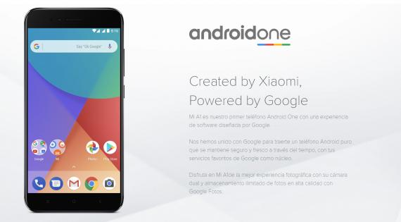 Xiaomi MI A1 ¿El mejor móvil del mercado?