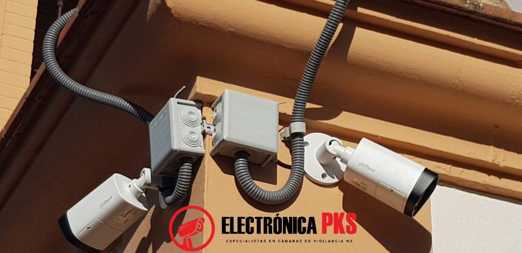 Instalacion sevilla electronica pks junio 2018