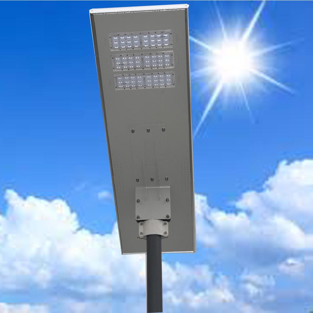 farola solar electronica pks