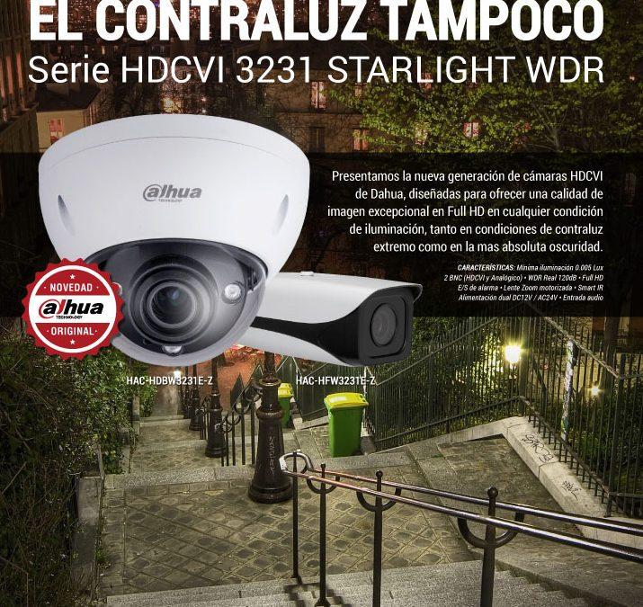Cámaras de vigilancia con visión nocturna.