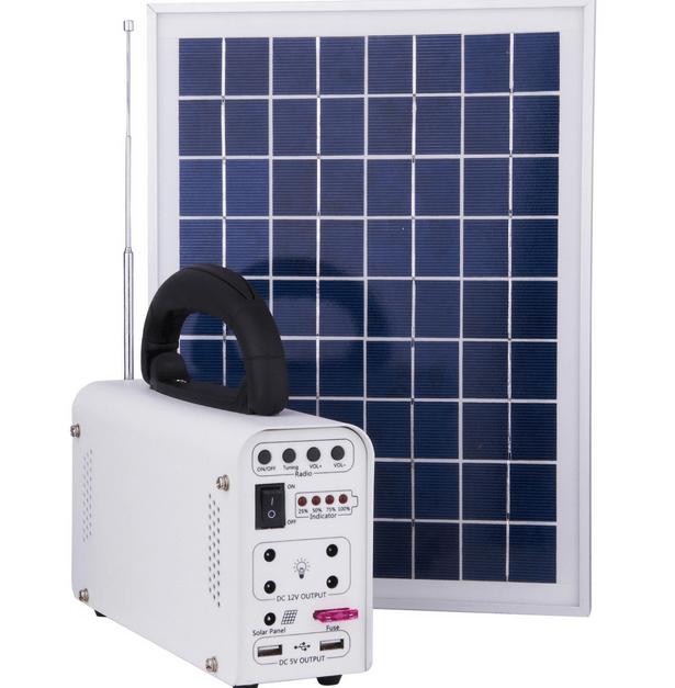 ¿Cómo se instala kit solar de 4 bombillas en sólo 4 minutos?