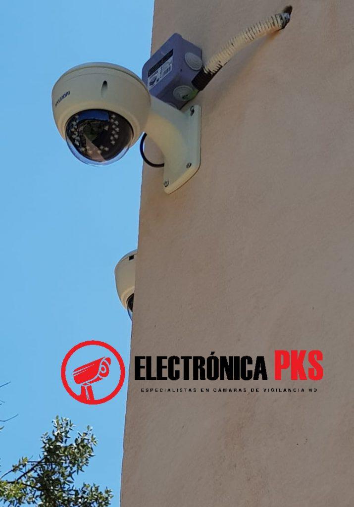 Cámaras de seguridad Aracena, Electrónica PKS 2018