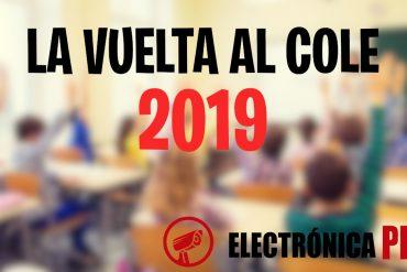 Vuelta al cole 2019 – Promociones para empezar con buen pie.
