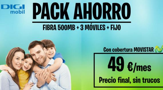 Fibra DIGI en Sevilla, ¡La más barata!