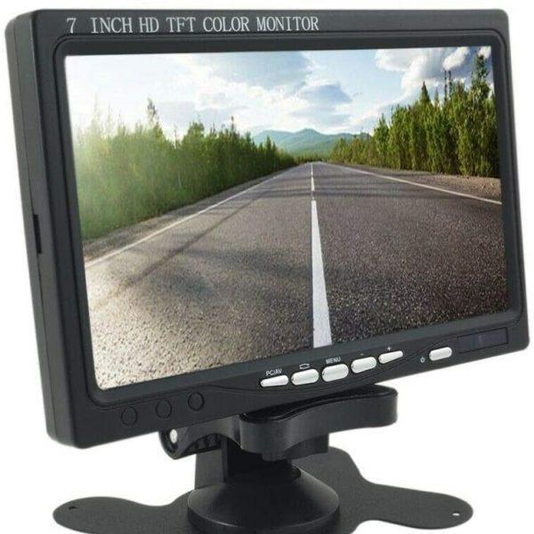 monitor lcd de 7 pulgadas electronica pks sevilla lora del rio