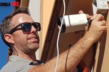 Instaladores de cámaras de vigilancia en Sevilla
