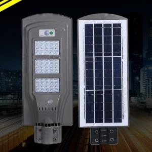 Farola solar exterior 40W