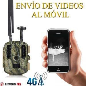 CÁMARA AGUARDO BL480LP | ENVÍO DE FOTOS Y VÍDEOS