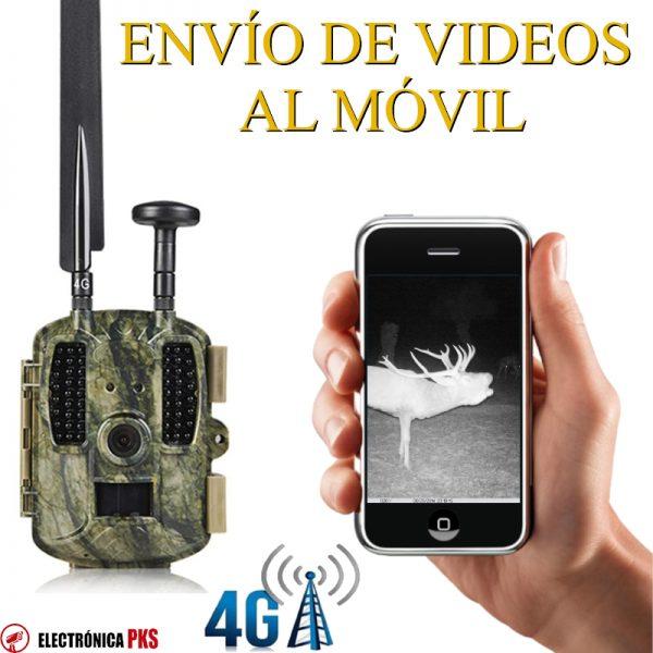 CÁMARA AGUARDO BL480LP   ENVÍO DE FOTOS Y VÍDEOS